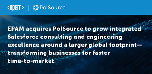 epam acquires polsource